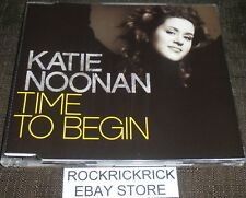 KATIE NOONAN - TIME TO BEGIN -4 TRACK CD EP-