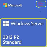 Microsoft Windows Server 2012 R2 Standard Full Version Latest License Key-RETAIL