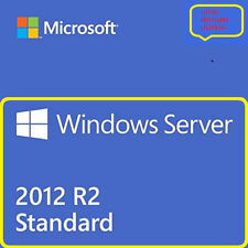 Microsoft Windows Server 2012 R2 Standard Full Version Latest License Key-RETAIL