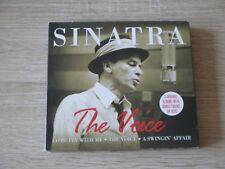 The Voice von Frank Sinatra (2009) 3 CD Digipack 60 Titel