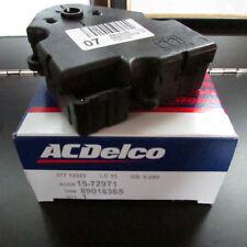 ACDelco 15-72971 Blend Door Actuator 89018365 OE