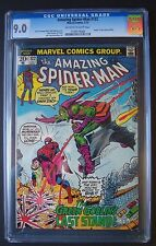 AMAZING SPIDER-MAN #122 Marvel CGC 9.0. Death of the GREEN GOBLIN