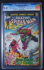 AMAZING SPIDER-MAN #122 Marvel CGC 9.0. Death of the GREEN GOBLIN