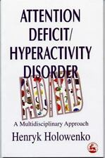 Attention DeficitHyperactivity Disorder-ExLibrary