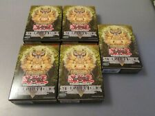 5 Yu-Gi-Oh! Structure Deck Invincible Fortress Sealed English Edition RARE