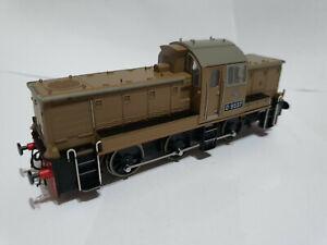 Heljan Hattons HN1410 Class 14 D9537 BR Desert Sand as preserved BNIB
