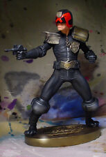 JUDGE DREDD Sylvester Stallone STATUE PROFESSIONAL BUILD & PAINT
