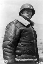 New 5x7 World War II Photo: United States General George S. Patton, Jr.