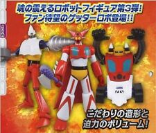 �Tomy T-Arts 】Getter Robots Capsule Super Figure Collection Full Set 3pcs New