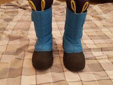 Boys Mini Boden snow boots size 32
