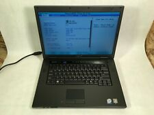 "Dell Vostro 1510 15.4"" Laptop Intel Core 2 Duo 1.8GHz 1GB RAM -BOOTS -READ -RR"