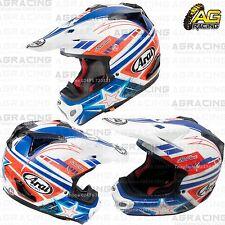 Arai 2014 MXV MX-V Helm Yankee Blau Weiß Erwachsene kleine kleines SM Enduro Helm