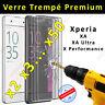 Pellicola Protezione schermo Vetro Temperato Sony Xperia XA, XA Ultra, XA1, L1