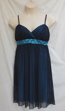 Size 14 - 16 Dress NEW+TAG Cocktail Embellished Stretch Party Evening Occasion