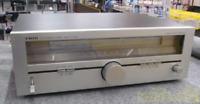 TRIO FM / AM Tuner KT-8300 Vintage Kenwood Silver face Hi End