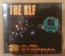 The KLF, 3am Eternal - CD Single, Rare