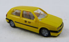 "VW Golf III ""DBP"" Post gelb Wiking 1:87 H0 ohne OVP [SP4]"