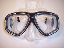 Optische Taucherbrille mit Sehstärke von + 4,0 Dpt. bis - 7,0 Dpt. Tauchmaske !!