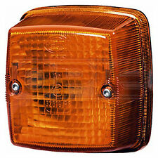 Indicator: Flasher Lamp Amber Lens | HELLA 2BA 003 014-111