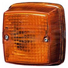 Indicateur: clignotant lampe ambre lentille | hella 2BA 003 014-111