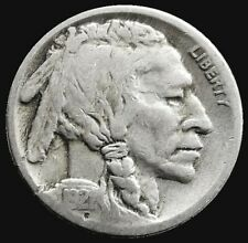 1921 S BUFFALO NICKEL COIN SAN FRANCISCO MINT VG CONDITION