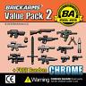 Brickarms Value Pack 2 - para Lego Bnip
