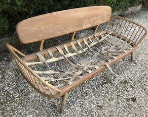 RETRO ERCOL SOFA/DAYBED  RESTORATION PROJECT DELIVERY AVAILABLE