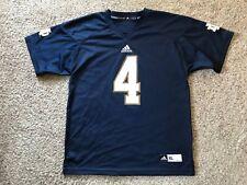 a3272f638 Adidas Notre Dame Fighting Irish  4 Football Jersey Youth Boys Sz XL Ryan  Grant