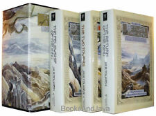Lord of the Rings Box Set (hc) Felowship of the Ring,Two Towers, Return of King