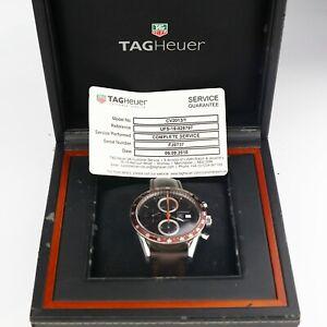 TAG Heuer - Carrera Chronograph Calibre 16 - Ref. CV2013-1