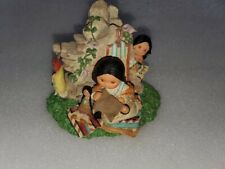 Le Friends of the Feather Enesco Wise One Who Wraps Love with Kindness Figure