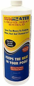 PACK OF 3 SunHeater Swimming PooL Liquid Heat Shield Solar Cover Blanket SHS32-3