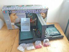 Vintage MB Computer Battleships Electronic Game 1977 Boxed Retro