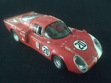 Ricko Alfa Romeo 33.2 1968 1:18 #20 Schütz / Vaccarella 24h Daytona (MCC)