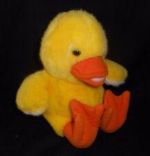 Sonstige Vintage Gelb 20.3cm Ente Mty International Co Plüsch Plüschtier Spielzeug