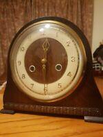 Antique Smiths Enfield Mantle Clock