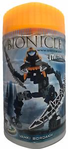 Lego 8615 Bionicle Metru Nui Vahki Bordakh BRAND NEW FACTORY SEALED 2004 Release