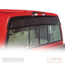 Rear Window Deflector-Wade Cab Guard AUTOZONE/WESTIN 72-38108