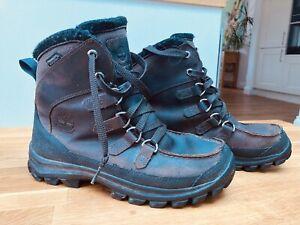 Men Timberland Boot - Waterproof Yard Boots - Size 8.5