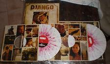 Quentin Tarantino LP DJANGO motion picture soundtrack colonna sonora film