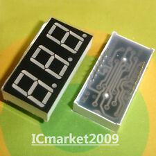10 PCS 3 Digit 0.56 inch Green NUMERIC LED DISPLAY COMMON ANODE 3Bit LD-5361BG