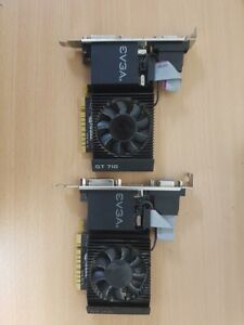 2 x EVGA GT710 Graphics cards #2