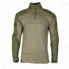 Chimera Combat Shirt - Olive - Tactical Top Airsoft Hiking Paintball RipStop