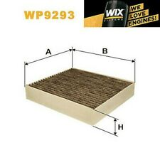1x Wix Pollenfilter WP9293