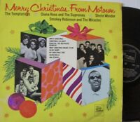 MERRY CHRISTMAS FROM MOTOWN - Various Artists ~ VINYL LP