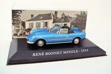 RENE   BONNET   MISSILE  - 1954 -   ALTAYA / IXO  -  1/43