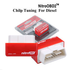 Fit FORD F250 & F350 1996-2017 POWER STROKE ECU OBD2 Performance Chip--Save Fuel