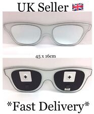Cool Funky Glasses Shaped Double Mirror Sunglasses Wall Hanging Mirrors 45x16cm