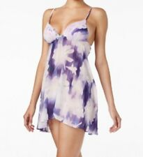 115d199cd2 Linea Donatella Bellina Print Molded Cup Babydoll with G-String
