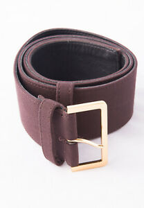 MARNI Women's Belt Size 100 Made In Italy